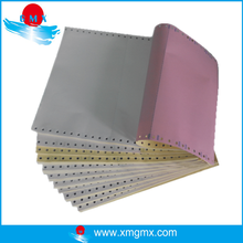 Carbon Bontinuous Copy Printing Paper with Custom Size