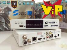 best price azbox premium hd PK speed hd s1hd twin tuner satellite receiver