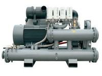 Low vibration classical design air compressor for mining