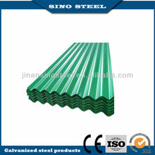 Most popular ral color coated corrugated steel plate