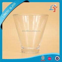 300ml stemless cocktail glassware vodka drinking glasses wholesale