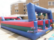 inflatable bungee basketball / inflatable bungee run basketball / portable bungee basketball for sale