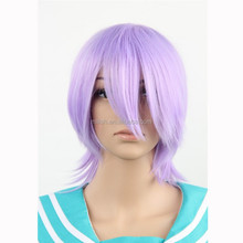 MCW-0173 wholesale party yiwu wig factory cheap synthetic cosplay wigs/ anime wig