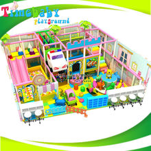 Fashionable kids play house, inflatable indoor playground equipment HSZ-HXJB3021