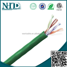 Stranded Bare Copper utp flat patch cord