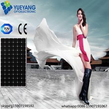 high efficiency best price per watt 300 watt monocrystalline solar panels for sale
