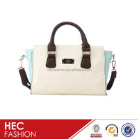 newest designer lady fashion leather bags handbag manufacturers for women