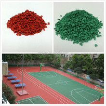 Outdoor Basketball Courts Flooring, Rubber Flooring For Outdoor Sports Court -FN-D150107