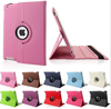 360 rotating case for ipad 2 3 4 , for ipad case air mini 2 3 4 rotating