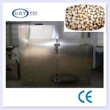 best quality ginkgo drying equipment/hot air circulation