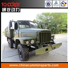 EQ2082E6D 6X6 2.5T Military Diesel off-road vehicle