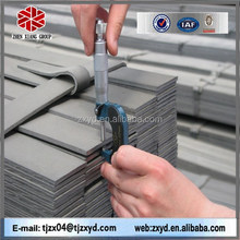 Manufacture Hot Rolled Mild Carbon steel flat bar stair handrail