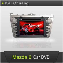 Worldwhile GPS Car DVD for Mazda 6 2012