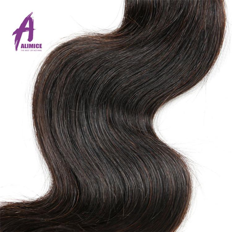 Body wave virgin human hair extension (88)