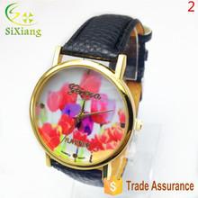 New Fashion Woven Quartz Watch, Alibaba China Women Geneva Watches
