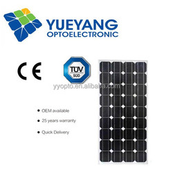solar manufacturer in solar panel monocrystalline price