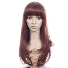 long modern wigs