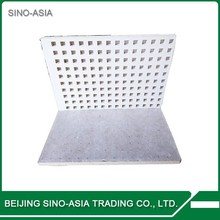 gypsum board standard size embossed and relief gypsum board fireproof ceiling board