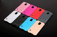 Motomo case for Samsung galaxy note 2 7100 metal brushed case
