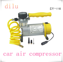 DC 12V car air compressor,150 psi car air compressor,35L/Min car tire inflator