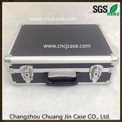 Aluminum tool box with sponge CJ-GJ1351