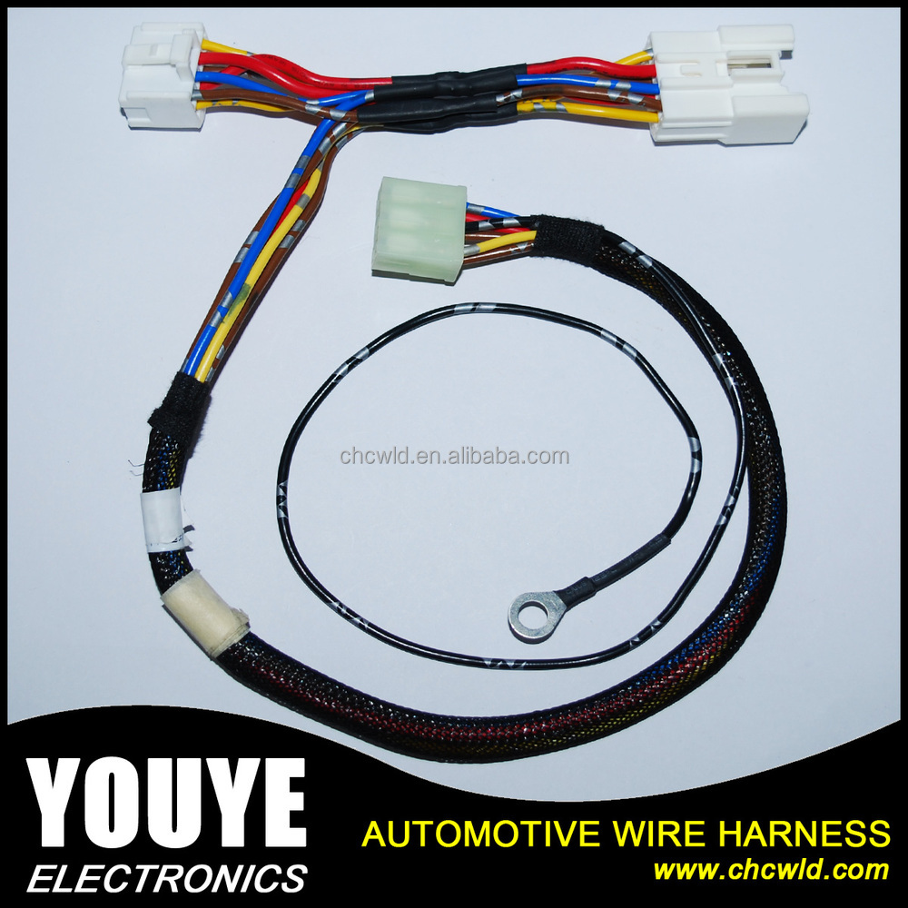 Custom Auto Wiring Harness Manufacturer Electrical Diagrams Kits Vehicle U2022
