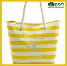 Modern promotional rubber beach bag