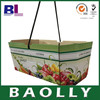 High Quality Corrugated Fruit Box with handle Baolly