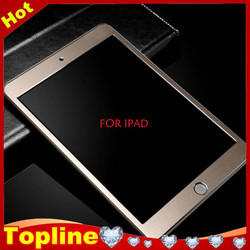 glass mobile phone screen protector alloy glass film smart glass film tempered glass screen protector for ipad