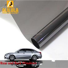 PET film anti-scratch anti-UV 1ply glued tinted glass membrane for car/automobile