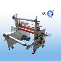 High precision roll to roll laminating machine
