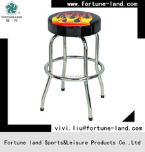 Bar & Counter Swivel leather Stool 300 Lb capacity