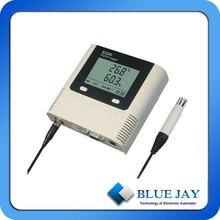 La temperatura y la humedad indicador/registrador de temperatura/la creación de redes de temperatura registrador de datos