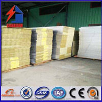 china supplier sandwich panel manufacturer in europe factory for roof &wall for prefabriated house