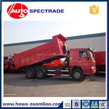 Sinotruk brand Dump Truck HOWO U Cargo Body