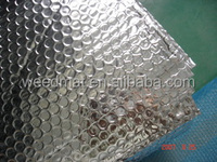 Bubble Thermal Insulation Material Foil Building Heat Reflective Sheet Roof Resistant Wrap Fabric Ceiling