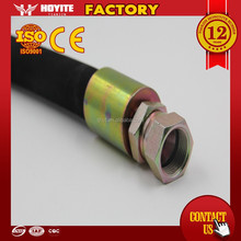 High level hydraulic rubber pipe/ hydraulic rubber hose pipe for low price