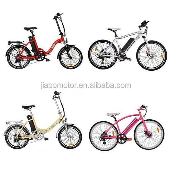jiabo jb- 92a3 방수 자전거 허브 브러시리스 DC 자석 모터