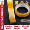 Strong Adhesion Double Side Tape Jumbo Roll To Packaging