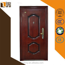 Right/left inside/outside bullet proof door,armored security doors,plain steel door