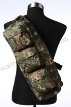 2015 High quality tactical camouflage hiking cross body bag / camouflage hiking cross body bag