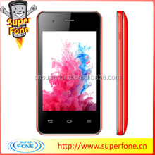 Q7 3.5 inch dual sim card touch screen mobile phone support fm bluetooth mobile phone sale in ShenZhen