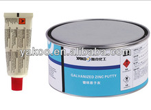 High And Low Temperature Resistance Polyester Putty/Car Body Filler