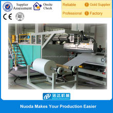 HDPE Cast Film Extruder Machine for Chair