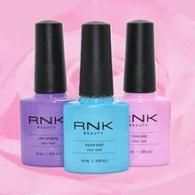 RNK Beauty nails supplies soak off uv gel nails polishes