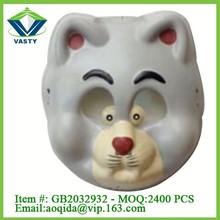 cat shape EVA mask party mask eva foam mask
