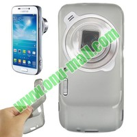 Factory Price Simple TPU Protective Case for Samsung Galaxy S4 Zoom