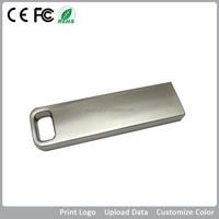Popular slim metal flash drive usb 1gb 2gb 4gb 8gb 16gb 32gb