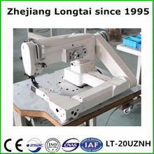 20UZNH auto oil industrial bending arm zigzag extra double needles for sewing machines