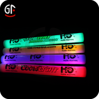 Factory Price Christmas Gift Led Glowing Foam Stick